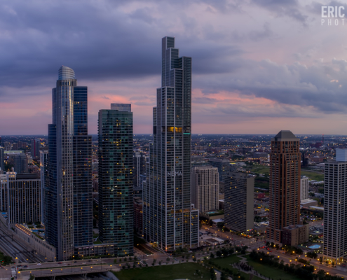 NEMA Chicago Topped Out