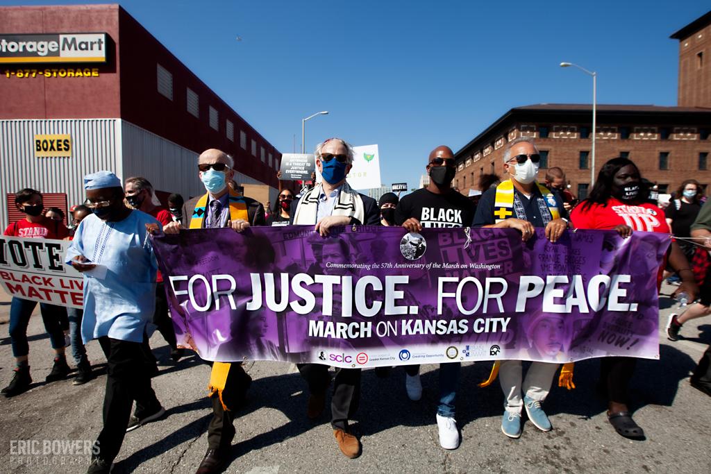 Black Lives Matter March on Kansas City