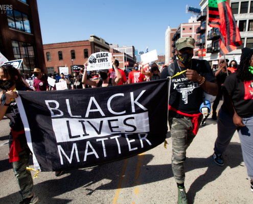 Black Lives Matter March on Kansas City