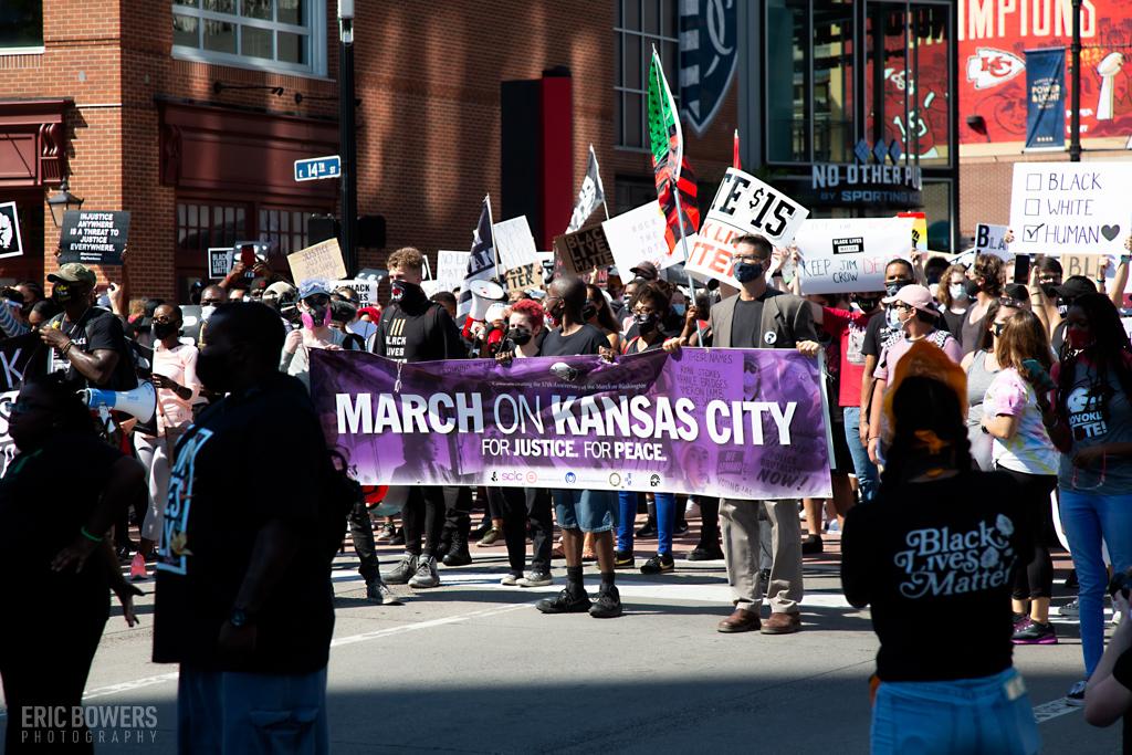 Black Lives Matter March on Kansas City (2)