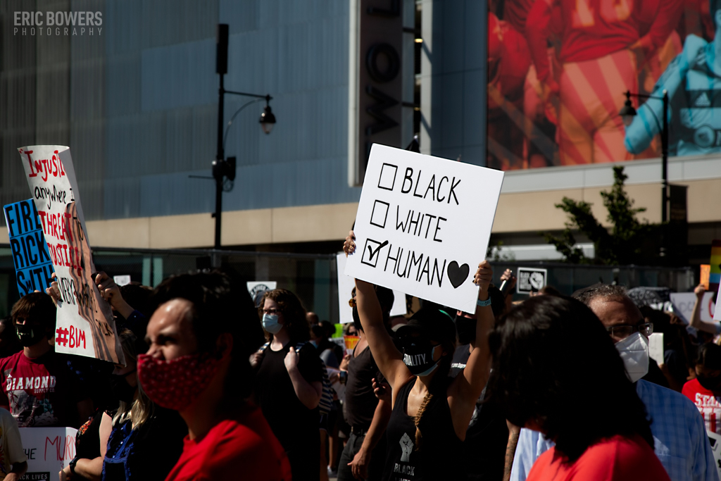 Black Lives Matter March on Kansas City (2)