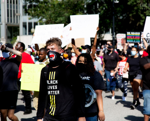 Black Lives Matter March on Kansas City (3)