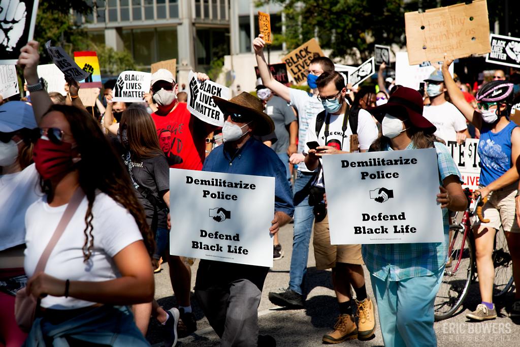 Black Lives Matter March on Kansas City (4)