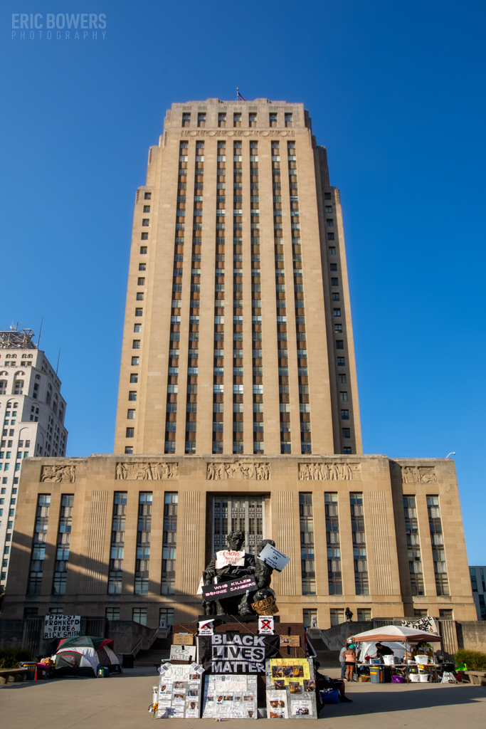KC BLM and Occupy City Hall (1)