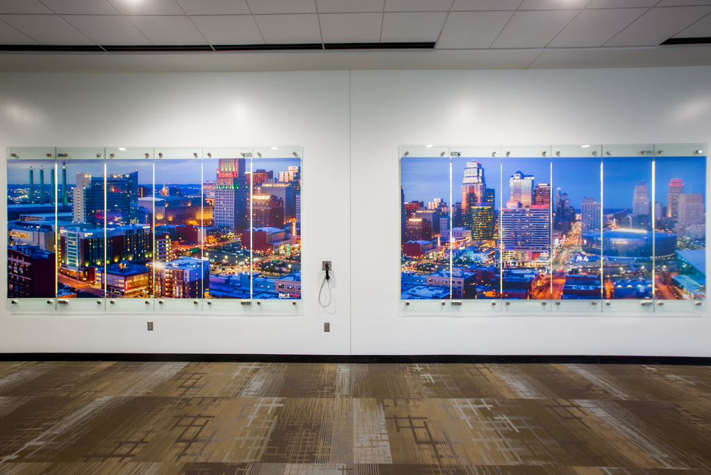 Proof-Of-Product: Kansas City Convention Center