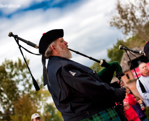 Bagpipes Are Associated With Hearing Loss