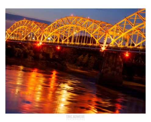 Archive Pull for Printing: Broadway Bridge