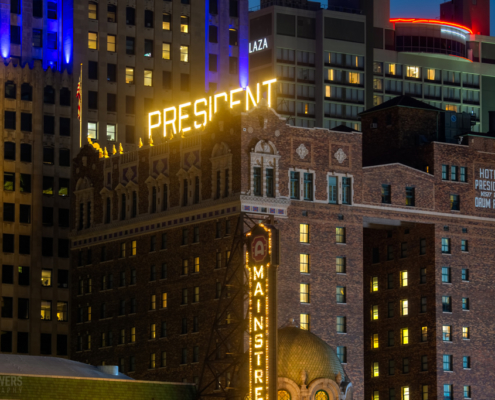 Hotel President Downtown KCMO