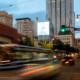 KC Main Street Motion Blur