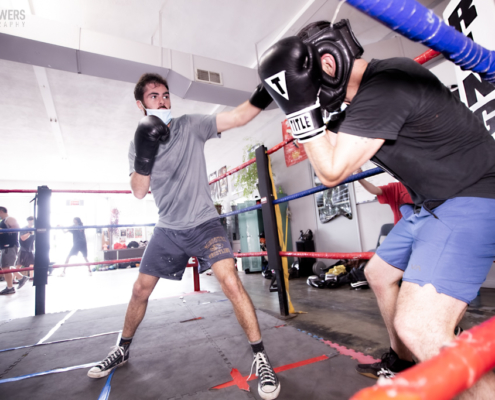 Boxing Gym Scenes (66)